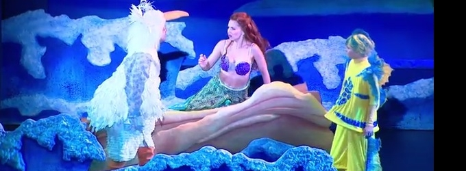 STAGE TUBE: First Look at Jessica Grove, Alan Mingo Jr. and More in Highlights of NCT's THE LITTLE MERMAID