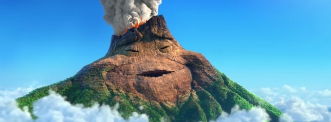 VIDEO: First Look - Pixar's New Animated Musical Love Story LAVA