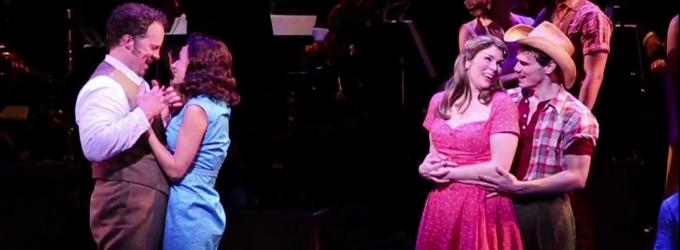 BWW TV: Watch Highlights of Laura Benanti, Cheyenne Jackson & More in Encores! THE MOST HAPPY FELLA!