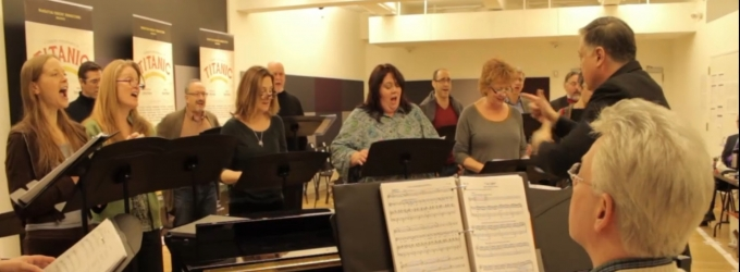 BWW TV: In Rehearsal with the Cast of TITANIC Concert- Plus an Exclusive Performance Preview!