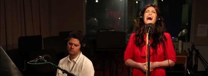 STAGE TUBE: Idina Menzel Sings 'Some Other Me' and 'You Learn to Live Without' from IF/THEN!