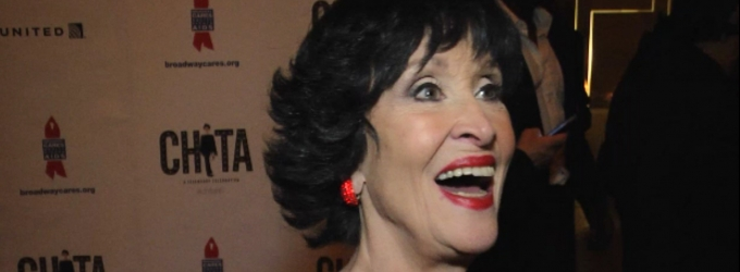 BWW TV Exclusive: Ben Vereen, Tommy Tune & More Cheer on Chita Rivera at 80th Birthday Concert; Watch New Clips!
