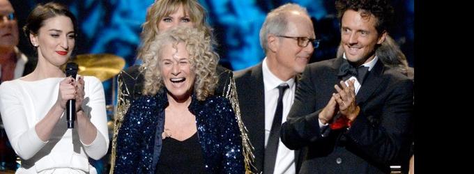 Jason Mraz & Sara Bareilles Duet On Carole King's 'Beautiful' At Pantages