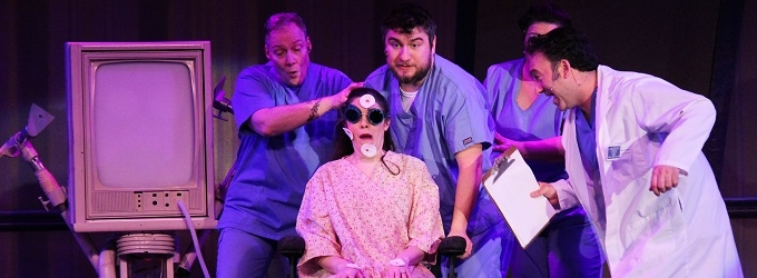 BWW Reviews: MID-LIFE 2! Teases Midlife Crisis at Dutch Apple