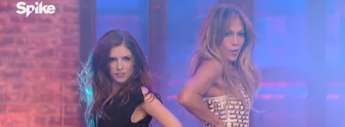 VIDEO: First Look - J Lo Joins Anna Kendrick on Next LIP SYNC BATTLE