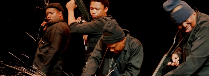 BWW Reviews: Sekhabi's SILENT VOICE is Gripping, Immersive and Shocking