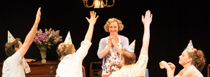 BWW Reviews: THE DINING ROOM at Playhouse On Park