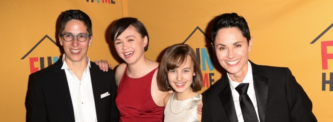 Photo Coverage: FUN HOME Celebrates Opening Night on Broadway!