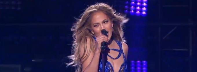 VIDEO: Jennifer Lopez Performs New Single 'First Love' on AMERICAN IDOL