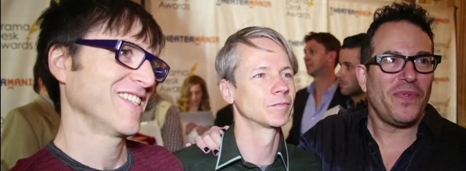 BWW TV: Chatting with the 2014 Drama Desk Creative Nominees- Susan Stroman, Michael Mayer, Andrew Lippa & More!