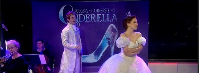VIDEO: CINDERELLA's Carly Rae Jepsen, Joe Carroll Perform '10 Minutes Ago' on Today