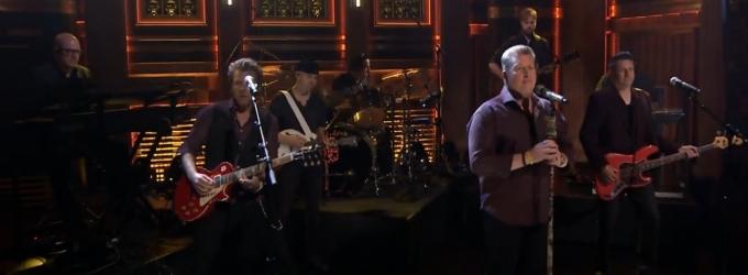 VIDEO: Rascal Flatts Perform 'Rewind' on TONIGHT SHOW