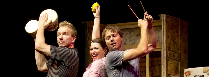 BWW Reviews: AFT's Smart and Saucy THE BACHELORS Sparkles at DCA