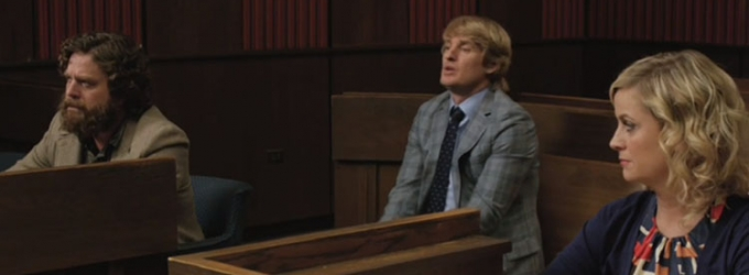 VIDEO: First Look - Owen Wilson, Amy Poehler & Zach Galifianakis in ARE YOU HERE