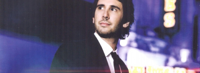 BWW CD Reviews: Josh Groban's STAGES is Lush and Fantastic