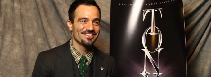 BWW TV Exclusive: Meet the 2014 Tony Nominees- Ramin Karimloo is a Kid in a Broadway Candy Shop