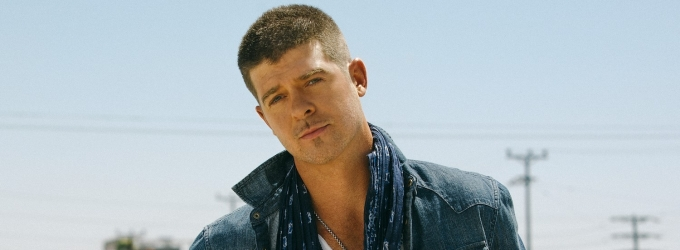 Robin Thicke to Release New Album July 1st; Listen to New Single 'Get Her Back'