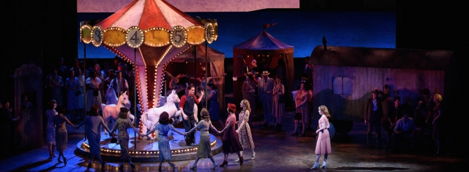 BWW TV: Watch Highlights from Lyric Opera of Chicago's Starry New Production of CAROUSEL!