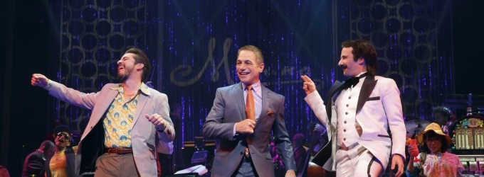 Breaking: HONEYMOON IN VEGAS to Close on Broadway