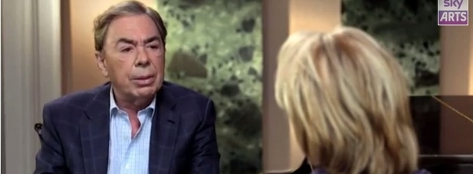 VIDEO: Sneak Peek - Andrew Lloyd Webber Guests on THE ELAINE PAIGE SHOW, 6/11