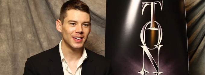 BWW TV Exclusive: Meet the 2014 Tony Nominees- THE GLASS MENAGERIE's Brian J. Smith Explans Why He Was Astounded by His Nomination