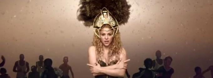 VIDEO: Watch SHAKIRA's 'La La La (Brazil 2014) Music Video