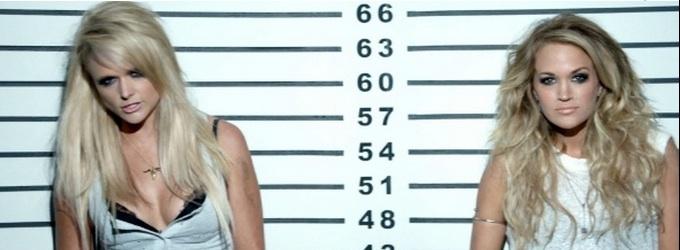 VIDEO: Miranda Lambert, Carrie Underwood Premiere 'Something Bad' Music Video!