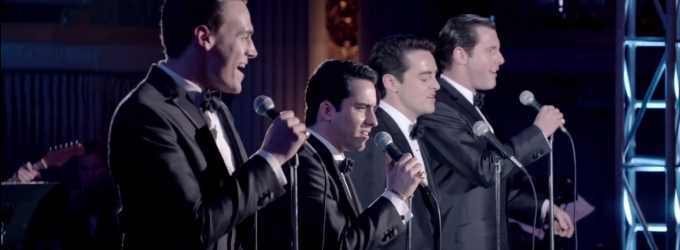 It's Here! Watch the First Full Trailer for the JERSEY BOYS Film!