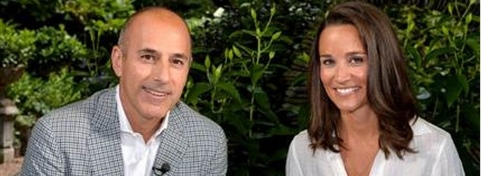 VIDEO: Pippa Middleton Talks Royal Family, 'Welcoming' Visit to America & More on TODAY