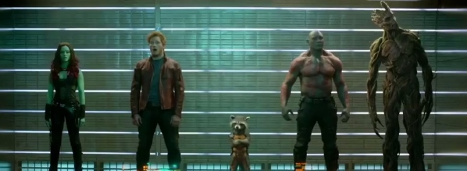 VIDEO: First Look - New TV Spot for Marvel's GUARDIANS OF THE GALAXY