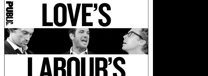 BWW CD Reviews: Ghostlight Records' LOVE'S LABOUR'S LOST (Original Cast Recording) is Addictive and Clever