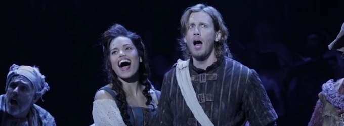 STAGE TUBE: Ring the Bells! Watch Highlights from La Jolla Playhouse's THE HUNCHBACK OF NOTRE DAME