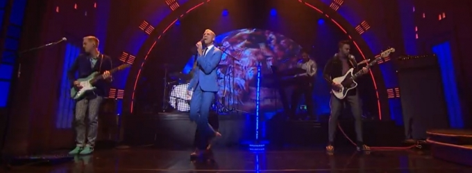 VIDEO: Neon Trees Perform 'Text Me in the Morning' on LATE NIGHT