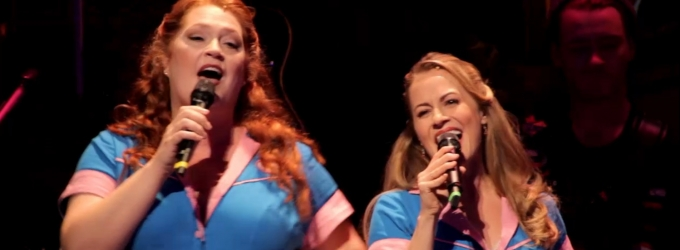 BWW TV: Watch Highlights of Hunter Foster, Katie Thompson & More in Encores! PUMP BOYS AND DINETTES