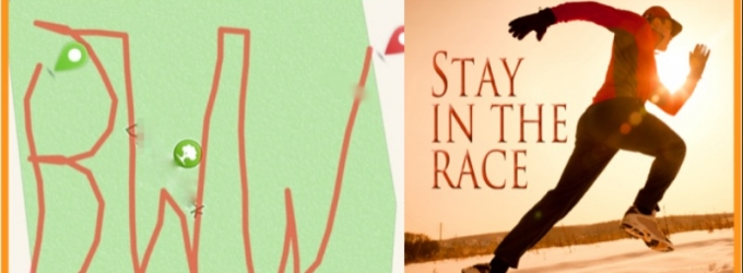 BWW Blog: 'Stay in the Race' With Kevin Kraft