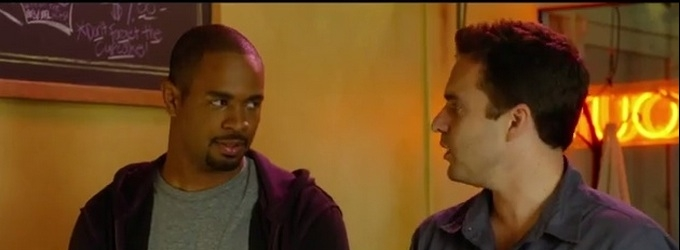 VIDEO: Damon Wayons Stars in Action Comedy LET'S BE COPS
