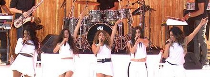 VIDEO: Fifth Harmony Perform 'Miss Movin On', 'Boss' & More on TODAY!