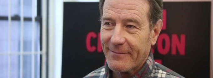 BWW TV: Bryan Cranston Will Go ALL THE WAY to Broadway- Meet the Cast!