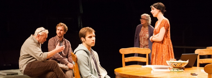 BWW Reviews: Nina Raine's TRIBES Profound and Powerful at Actors Theatre