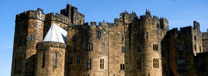 Will DOWNTON ABBEY Spend Christmas at Hogwarts? Historical Drama Films at 'Harry Potter' Landmark