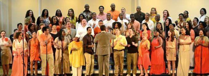 Broadway Inspirational Voices Surpass Kickstarter Goal For GREAT JOY II