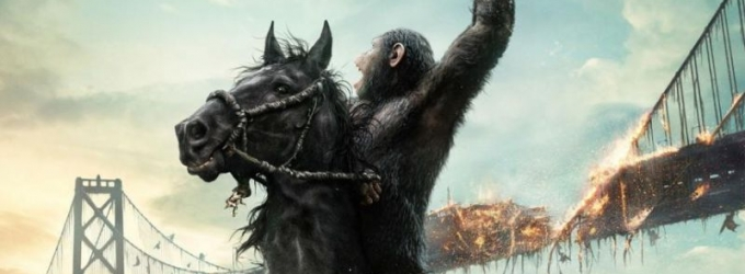 DAWN OF THE PLANET OF THE APES Tops Weekend Box Office!