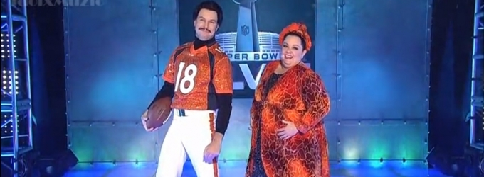 VIDEO: Broadway Tackles the Super Bowl in SNL's Spectacular Cold Open with Melissa McCarthy and More!