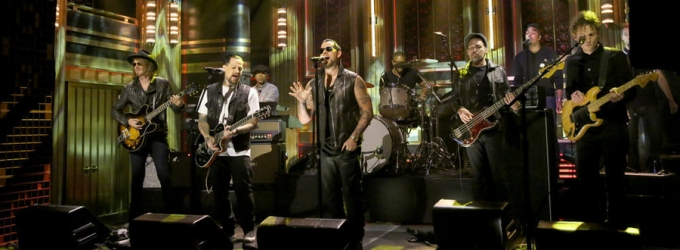 VIDEO: The Madden Brothers Perform 'We Are Done' on TONIGHT SHOW