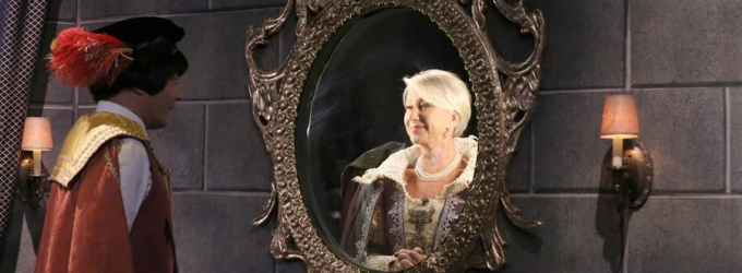 VIDEO: Helen Mirren Stars in 'Mirren Mirren' on TONIGHT SHOW