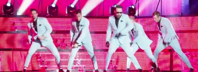 VIDEO: First Look - Watch Official Trailer for BACKSTREET BOYS Documentary