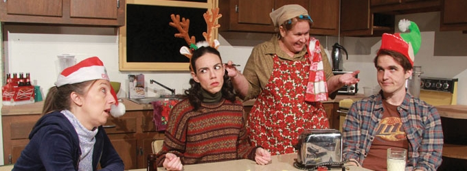 BWW Reviews:  MIRACLE ON SOUTH DIVISION STREET at Actors' Playhouse