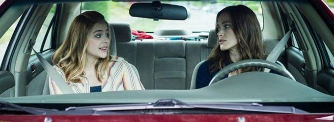 VIDEO: First Look - Keira Knightley, Chloe Grace Moretz Star in LAGGIES