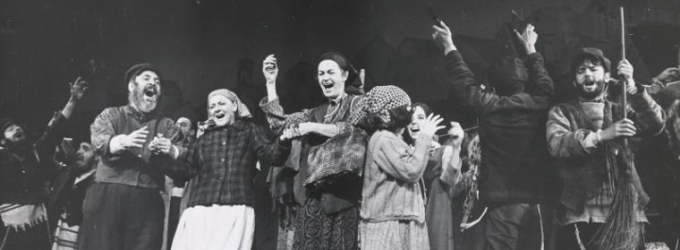 THEATRICAL THROWBACK THURSDAY: FIDDLER ON THE ROOF Turns 50