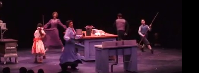 STAGE TUBE: First Look at Highlights of MARY POPPINS at Music Circus